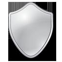 Grey, Shield icon