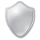 shield, grey, protect, security, guard icon