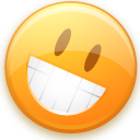 fun, face, smile, funny, emot, emotion, happy, smiley icon