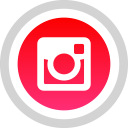instagram, social, logo, media icon