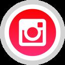 instagram, social, logo, media icon