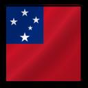 samoa icon