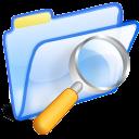 seek, find, folder, search icon