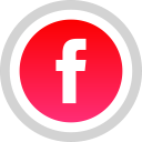 logo, social, facebook, media icon