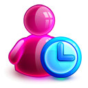 account, profile, girl, human, away, kid, user, child, people, person icon