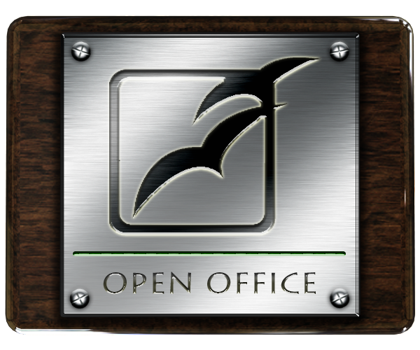 office, open icon