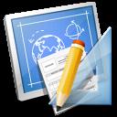 development, desktop, programming, application icon