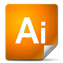 Adobe, , Illustrator icon