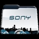 sony,folder icon