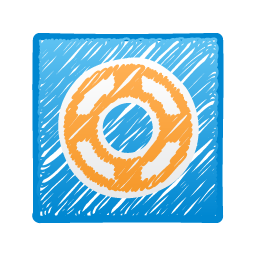 social, social media, social network, designfloat icon