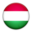 hungary, flag, country icon