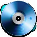 bluray, r icon