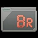 folder adobe bridge icon