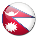 nepal, flag, country icon