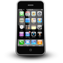 iphone mobile, phone icon