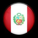 flag, country, peru icon