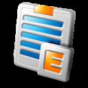 file, paper, xl, document icon