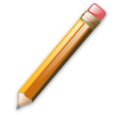 pen, write, pencil, edit, office, draw, paint, writing icon