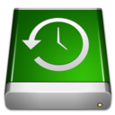 time,drive,history icon