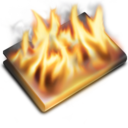 Burn Black icon