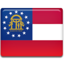 georgia,flag icon
