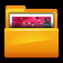 folder,picture icon