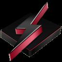 Red, Winamp icon