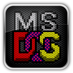 Ms Dos Icon Delta Icon Sets Icon Ninja