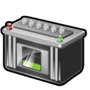 charging, battery icon