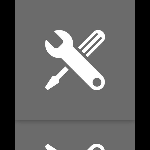 configure, alt, mirror icon