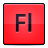 Creative, Flash, Suite icon