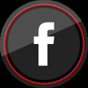 logo, media, facebook, social icon
