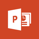 powerpoint, 15 icon