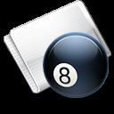 Folder Games 8 Ball icon