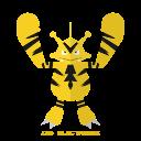 kanto, electabuzz, pokemon, electr icon
