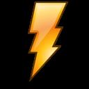 Lightning, Power, Weather icon