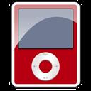 3g, Ipod, Nano, Red icon