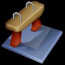 artistic, gymnastics icon