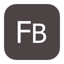 builder, metroui, flash, adobe icon