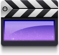 alternative, video icon