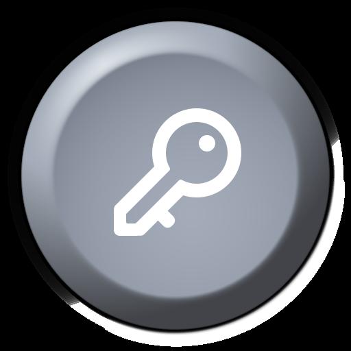 remote, log off icon