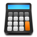 Calculator, Math icon