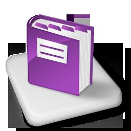 ms, color, onenote icon