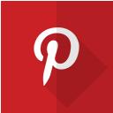 online, logo, pinterest, web, network, internet, social icon