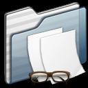 document,folder,graphite icon
