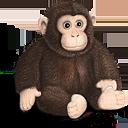 ape, bear, monkey, teddy, toy icon
