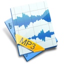sound, file, mp3 icon
