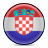 flag, croatia icon
