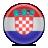 flag, croatia icon
