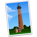 currituck,beach icon